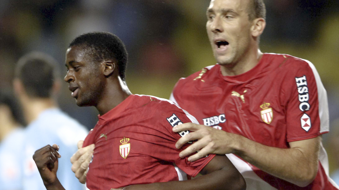 Le But du Siècle AS Monaco (2004/2009)