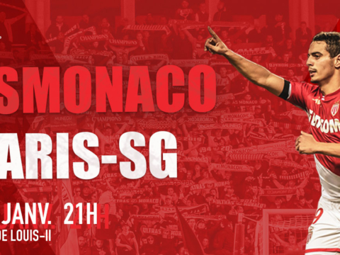 AS Monaco - PSG, il reste des places  !