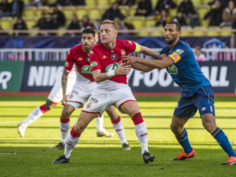 St-Pryvé Saint-Hilaire x AS Monaco nos 16 avos de final
