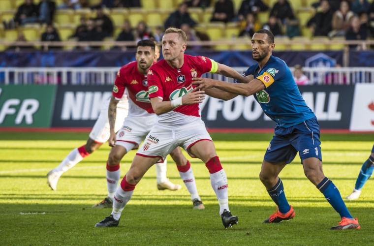 St-Pryvé Saint-Hilaire - AS Monaco, en 16vos de final