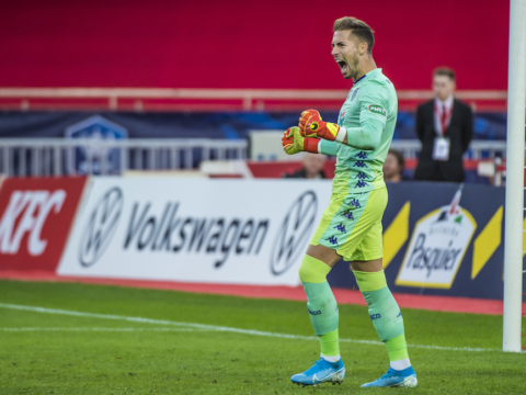 L'analyse de Benjamin Lecomte après la qualification face à Reims (2-1)