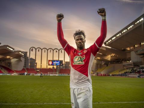 La impresionante racha goleadora de Keita Baldé