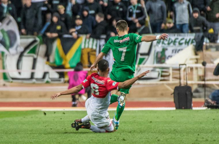 AS Monaco 0-1 AS Saint-Etienne (CdF)