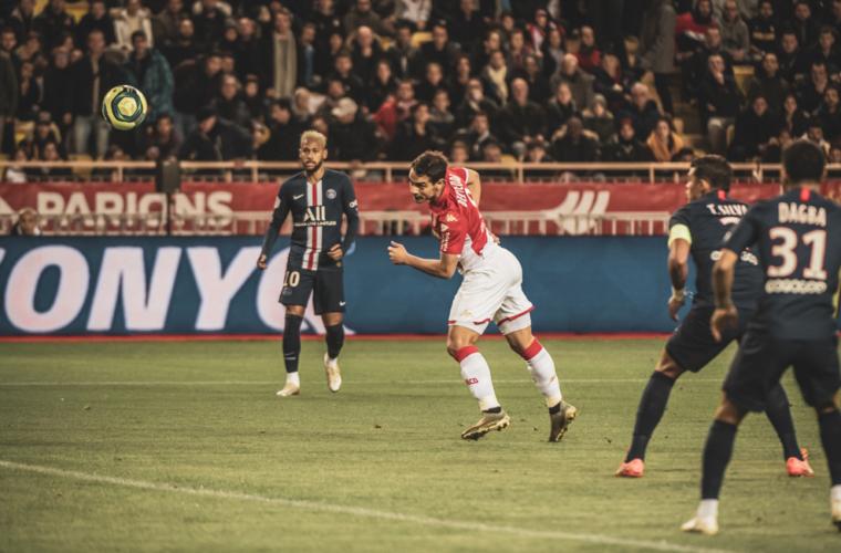 AS Monaco 1-4 Paris SG