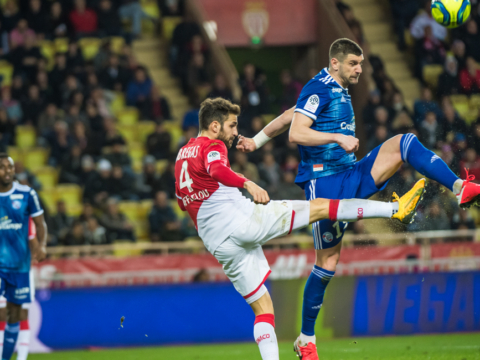 AS Monaco fall to Strasbourg