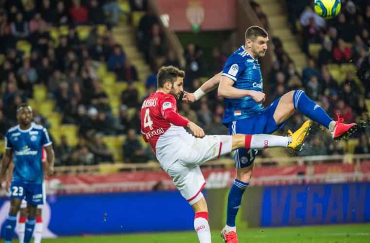 L'AS Monaco s'incline face à Strasbourg