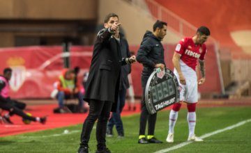 AS Monaco 1-3 RC Strasbourg