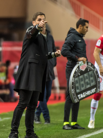 AS Monaco 1-3 RC Strasbourg