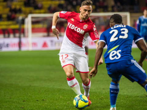 Highlights AS Monaco 1-3 Strasbourg