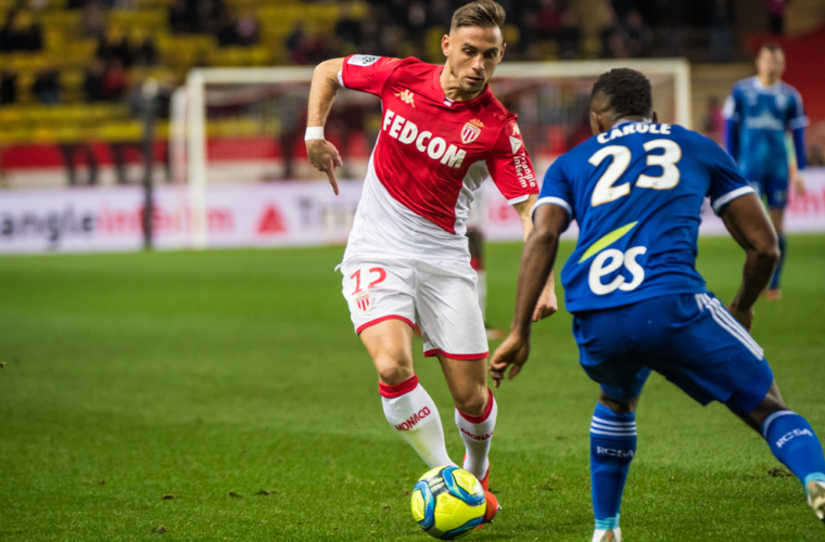 Highlights AS Monaco 1-3 Strasbourg