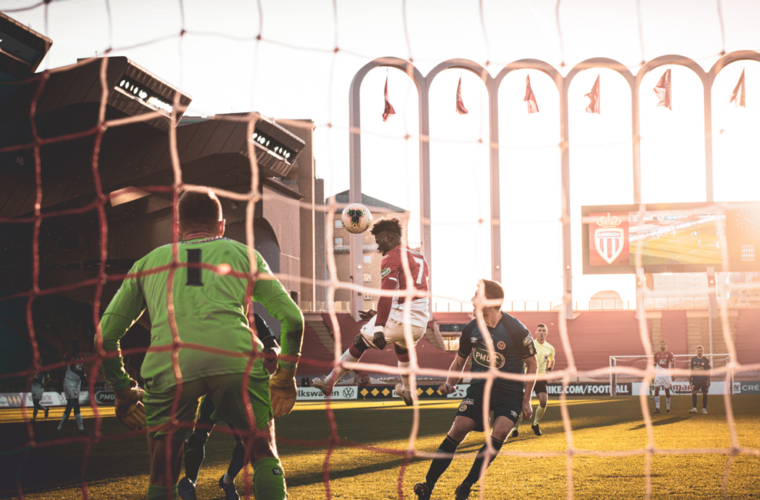 AS Monaco 2-1 Stade de Reims (CdF)