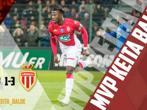 Keita Baldé, l'homme de la Coupe de France
