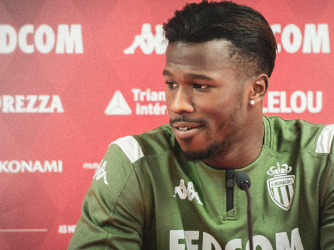 "Keita Baldé : ""I have more maturity"""