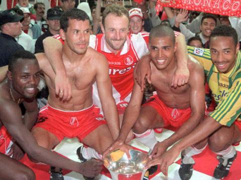 WAG : Franck Dumas' volley
