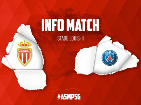 AS Monaco - PSG : info transport