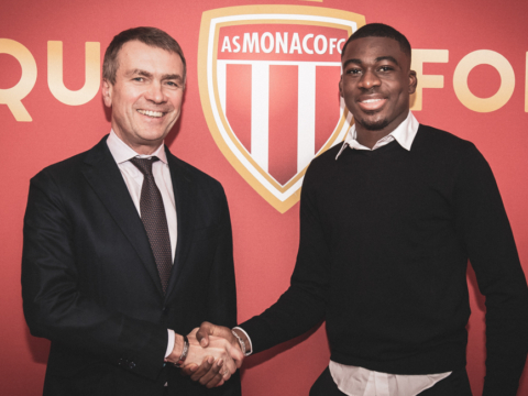 Youssouf Fofana signs for AS Monaco