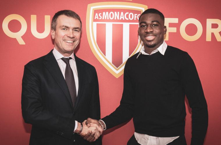 Youssouf Fofana à l'AS Monaco