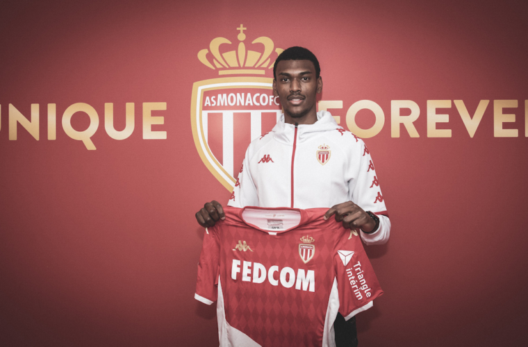 Harisson Marcelin joins AS Monaco
