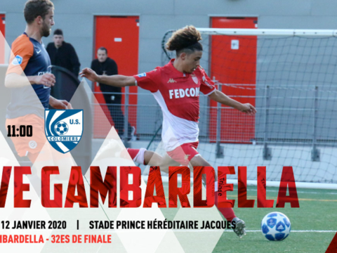 (Gambardella) AS Monaco - US Colomiers en live