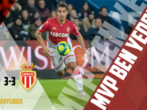 Wissam Ben Yedder was your MVP against PSG