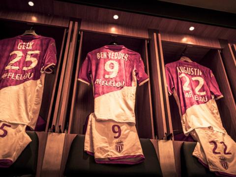 Inside dans le vestaire après PSG - AS Monaco