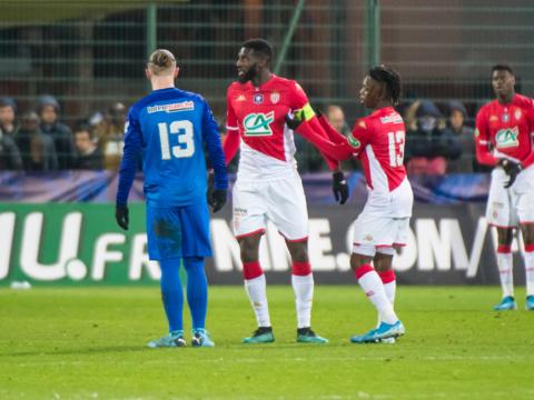 Tiemoué Bakayoko suspendu en Coupe de France