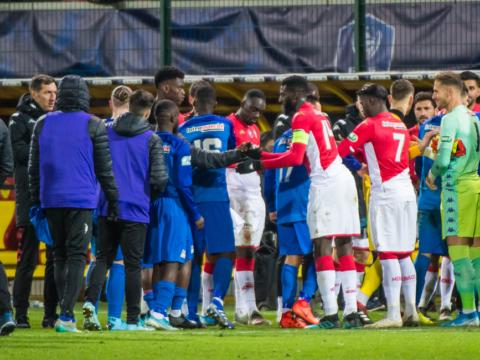 Saint-Pryvé/Saint-Hilaire 1-3 AS Monaco (CdF)