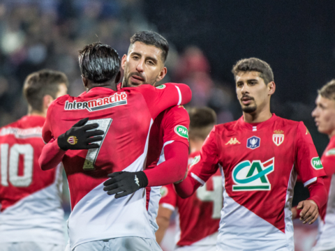 El AS Monaco, en octavos
