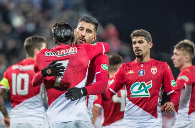 El AS Monaco, en octavos