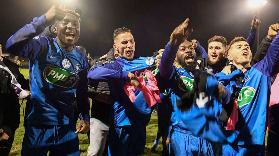Conhecendo o Saint-Pryvé/Saint-Hilaire Football Club