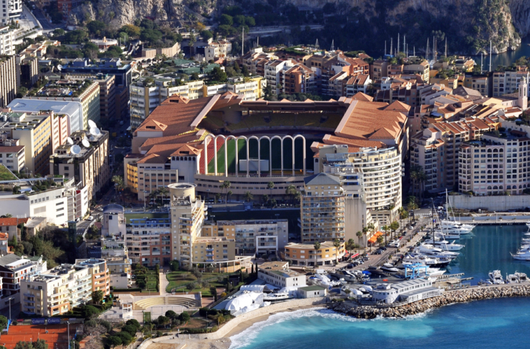 Stade Louis-II celebrates 35 years!