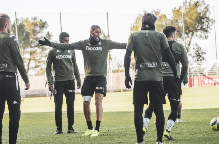 Le communiqué médical avant AS Monaco - Angers