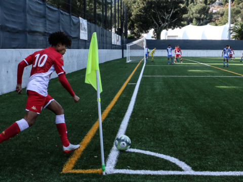 (U17) HIGHLIGHTS : AS Monaco 2-2 Béziers