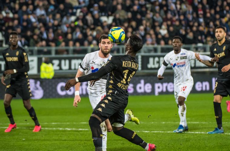 Amiens SC 1-2 AS Monaco