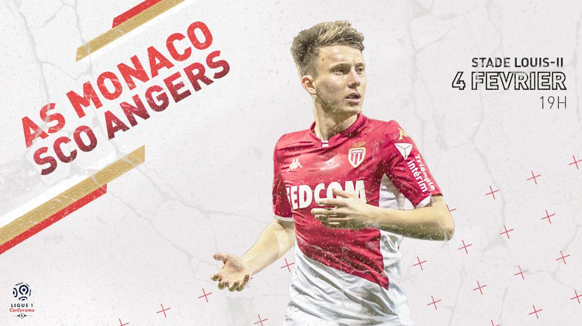 AS Monaco - Angers, vos places à partir de 25€