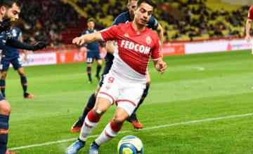 ФК « Монако » 1-0 « Монпелье »