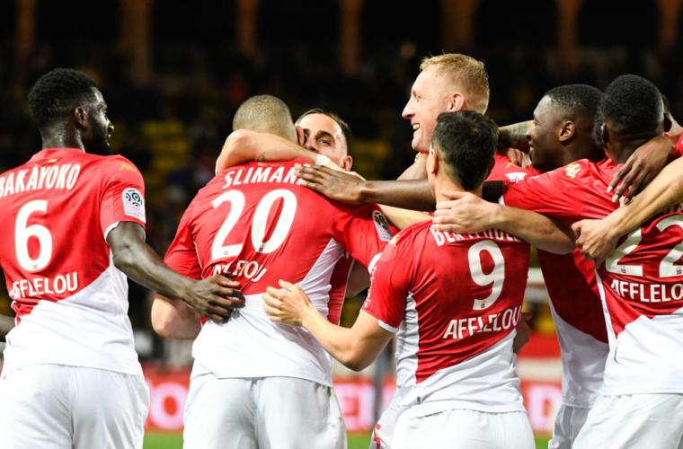 Monaco's squad to face Reims