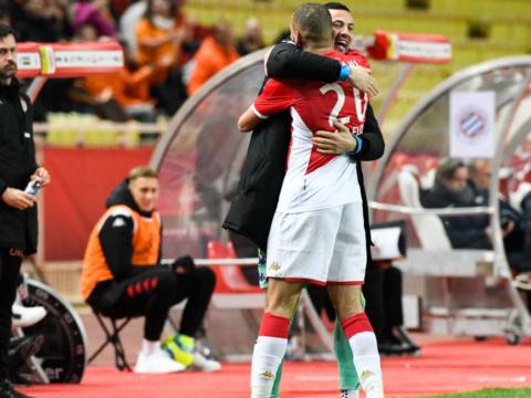 AS Monaco 1-0 Montpellier HSC