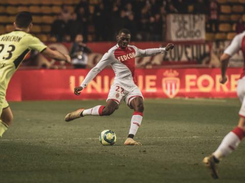 Youssouf Fofana déjà dans L'Équipe type !