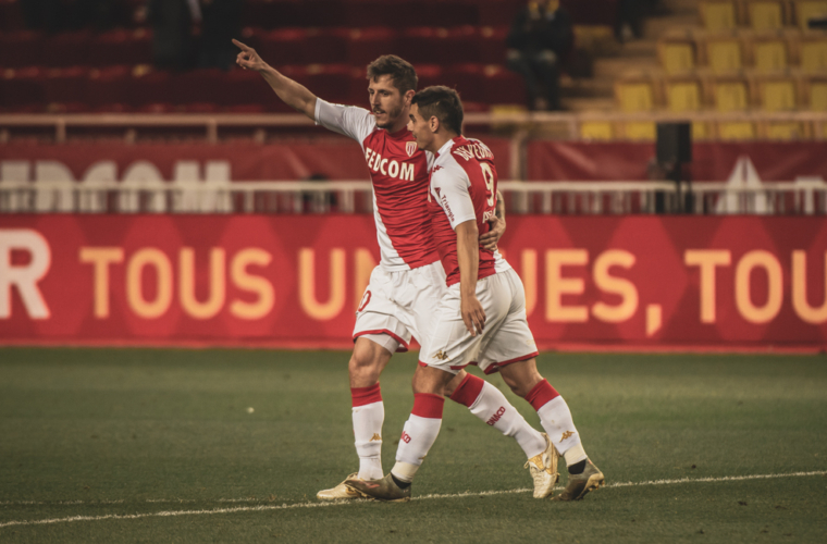 O AS Monaco volta a vencer