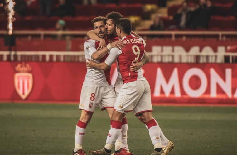 AS Monaco 1-0 Angers SCO