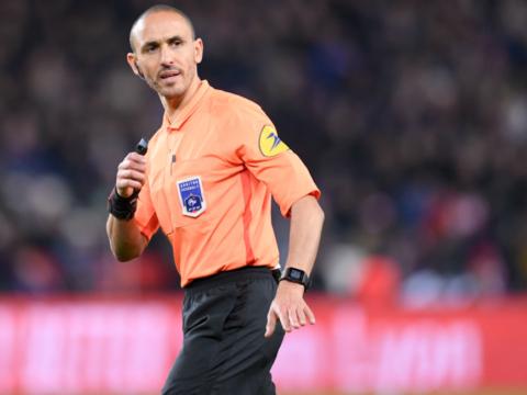 Hakim Ben El Hadj au sifflet contre Reims