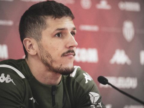 """Stevan Jovetić : """"Un homme heureux"""""""