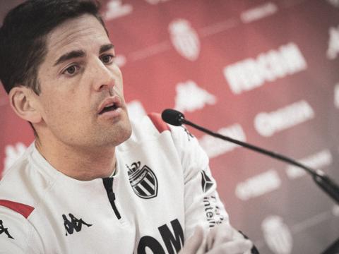"Robert Moreno : ""Balancing the team for the future"""