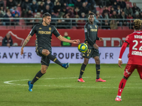 Highlights : Dijon 1-1 AS Monaco