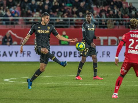 Dijon 1-1 AS Monaco, le résumé vidéo