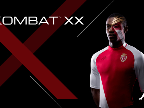 Kombat XX : an iconic jersey reissued