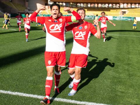 Gambardella (8e) : AS Monaco 2-0 FC Sochaux
