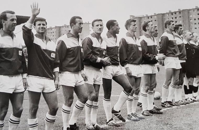 Coupe de France 1960 : Un 1/4 à la mémoire de Monsieur Hidalgo