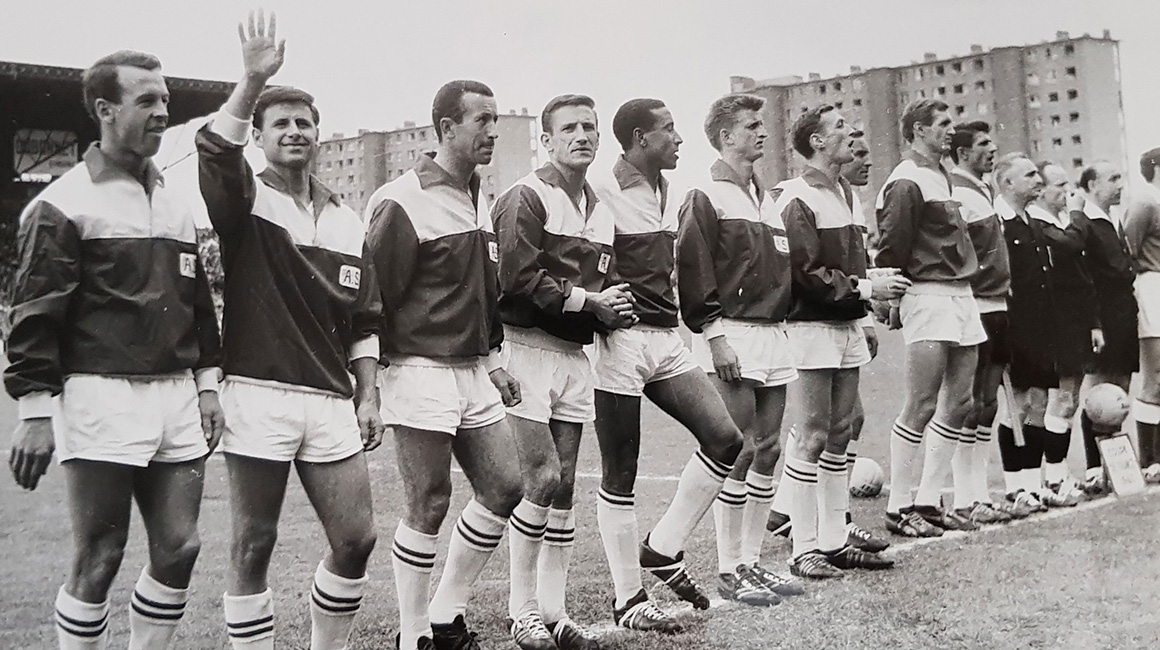 Coupe de France 1960 : Un 1/4 à la mémoire de Monsieur Hidalgo